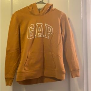 Fleece lined gap hoodie.